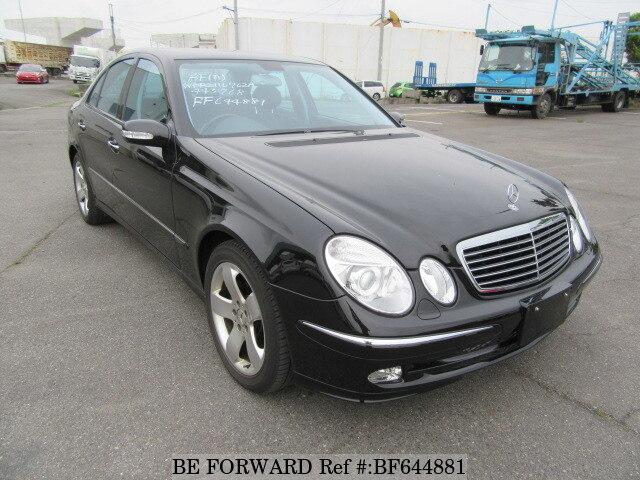 Used 2004 mercedes benz e class e500 avantgarde gh 211070 for Mercedes benz e class e500