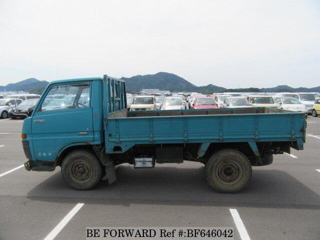 used 1979 toyota dyna truck k bu20 for sale bf646042 be forward. Black Bedroom Furniture Sets. Home Design Ideas