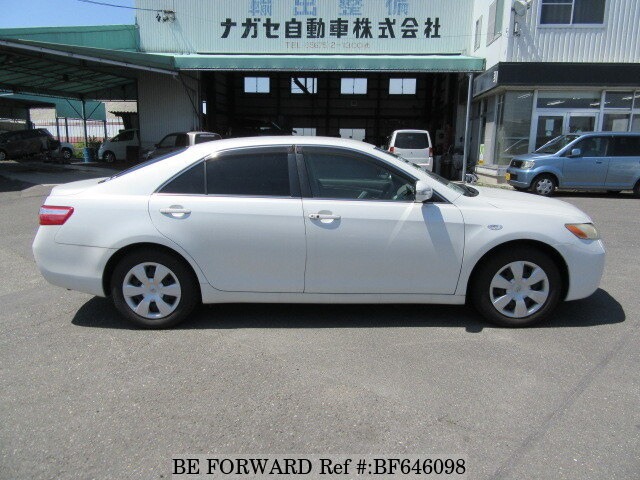 used 2006 toyota camry g dba acv40 for sale bf646098 be forward. Black Bedroom Furniture Sets. Home Design Ideas
