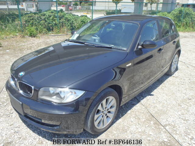 Worksheet. Used 2009 BMW 1 SERIES 116IABAUE16 for Sale BF646136  BE FORWARD