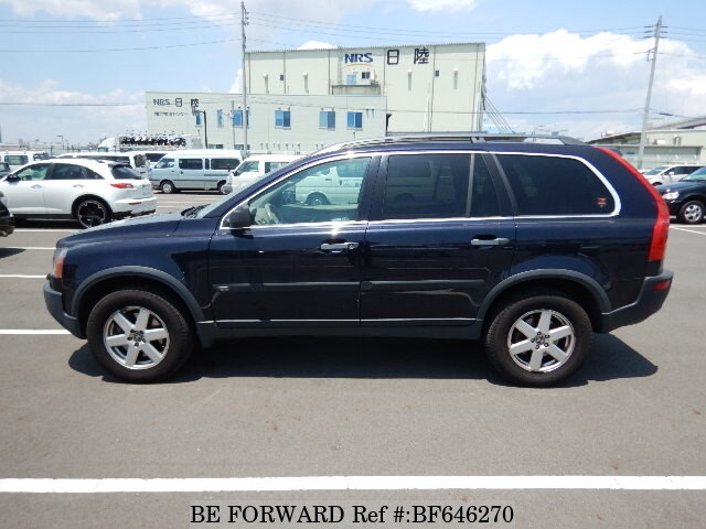 used 2007 volvo xc90 cb5254aw for sale bf646270 be forward. Black Bedroom Furniture Sets. Home Design Ideas