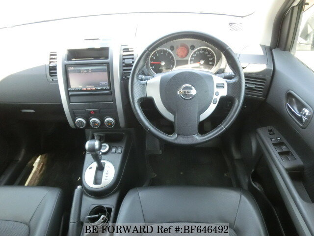 2010 nissan x trail 20xtt dba nt31 d 39 occasion en promotion. Black Bedroom Furniture Sets. Home Design Ideas