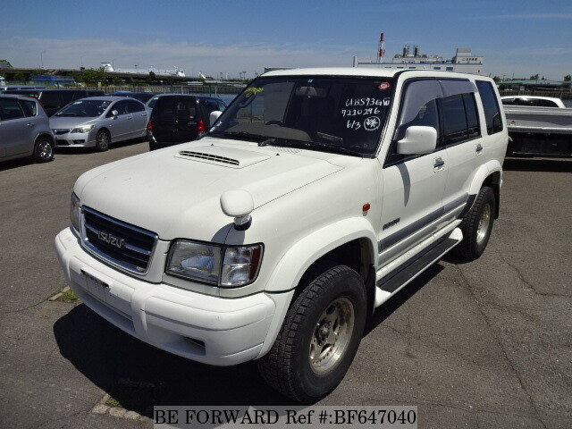 Used 1998 ISUZU BIGHORN TURBO/KH-UBS73GW for Sale BF647040