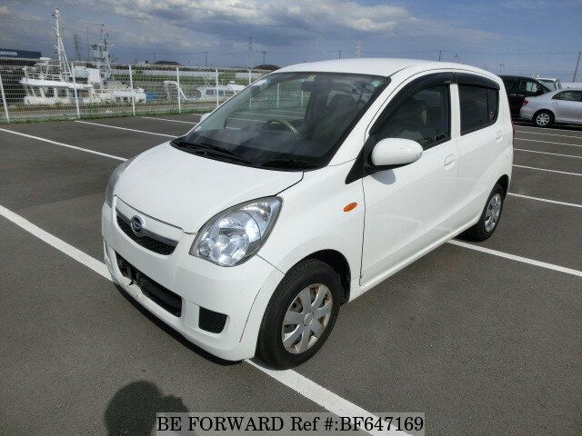 Used 2011 Daihatsu Mira X Dba L275s For Sale Bf647169 Be Forward