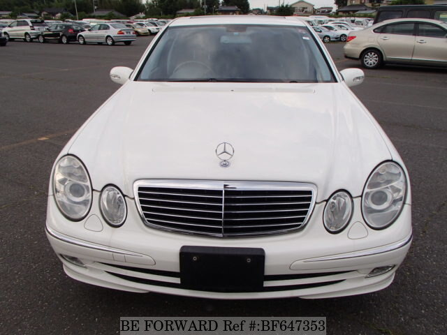2004 mercedes benz e class e320 avantgarde gh 211065c d for 2004 mercedes benz e class e320