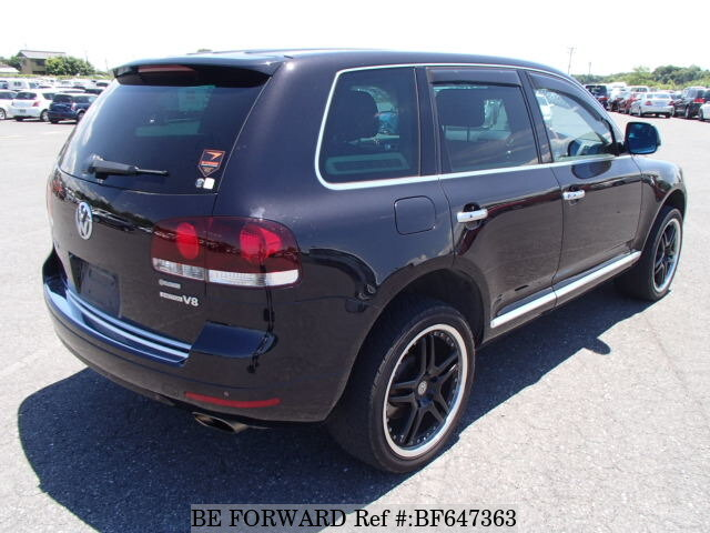 used 2007 volkswagen touareg v8 aba 7lbara for sale. Black Bedroom Furniture Sets. Home Design Ideas