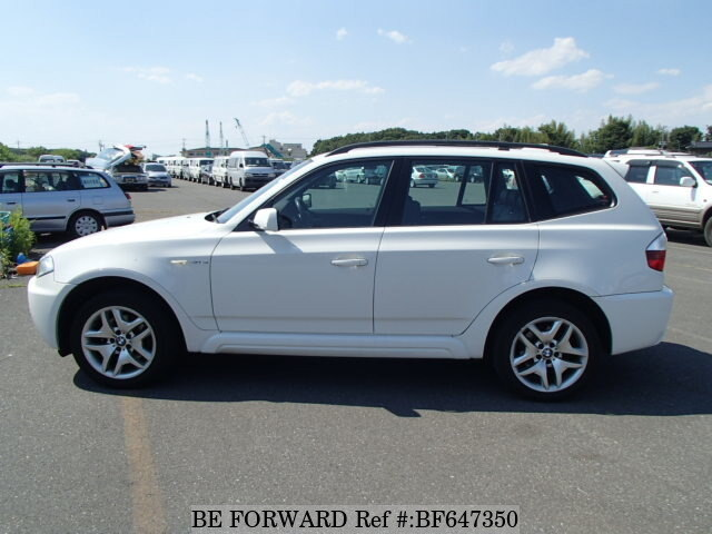 used 2008 bmw x3 3 0 si m sports package aba pc30 for sale bf647350 be forward. Black Bedroom Furniture Sets. Home Design Ideas