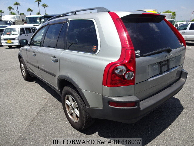used 2004 volvo xc90 awd la cb5254aw for sale bf648037 be forward. Black Bedroom Furniture Sets. Home Design Ideas