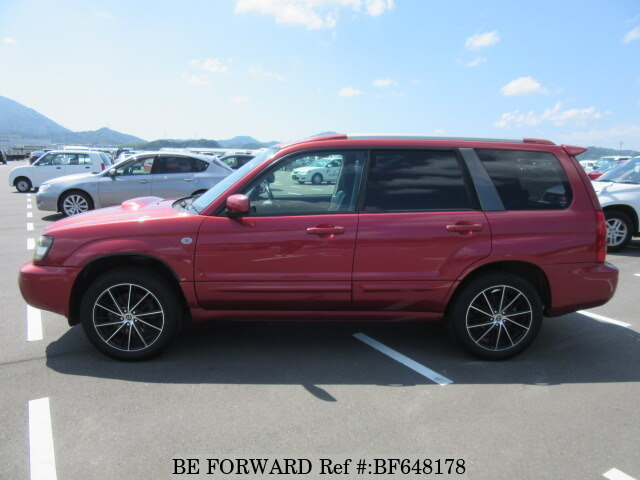 used 2003 subaru forester xt ta sg5 for sale bf648178 be forward. Black Bedroom Furniture Sets. Home Design Ideas