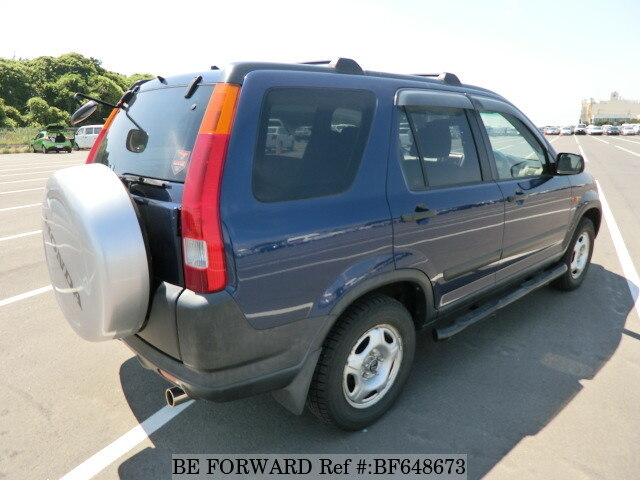 used 2004 honda cr v aba rd5 for sale bf648673 be forward. Black Bedroom Furniture Sets. Home Design Ideas