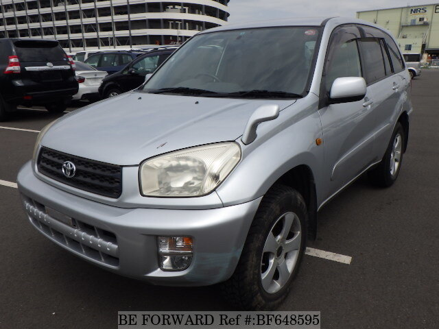 used 2002 toyota rav4 l ta aca21w for sale bf648595 be forward. Black Bedroom Furniture Sets. Home Design Ideas