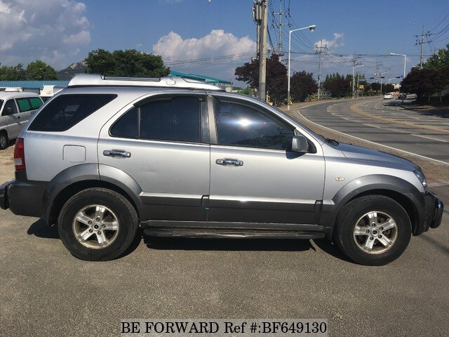 used 2004 kia sorento lx for sale bf649130 be forward. Black Bedroom Furniture Sets. Home Design Ideas