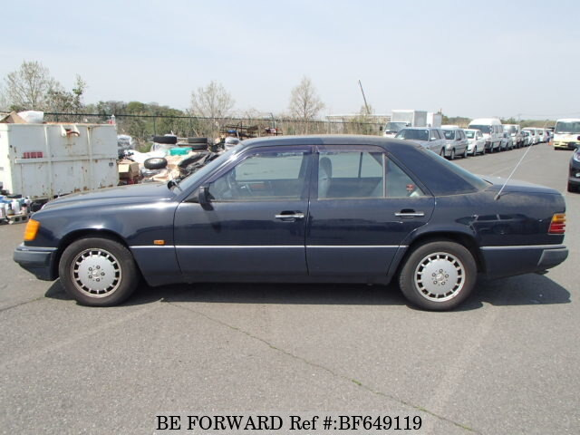 Used 1990 mercedes benz e class e300 for sale bf649119 for Mercedes benz 1990 e300