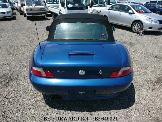 used 2002 bmw z3 road star 2 2 gh cn22 for sale bf649321 be forward. Black Bedroom Furniture Sets. Home Design Ideas