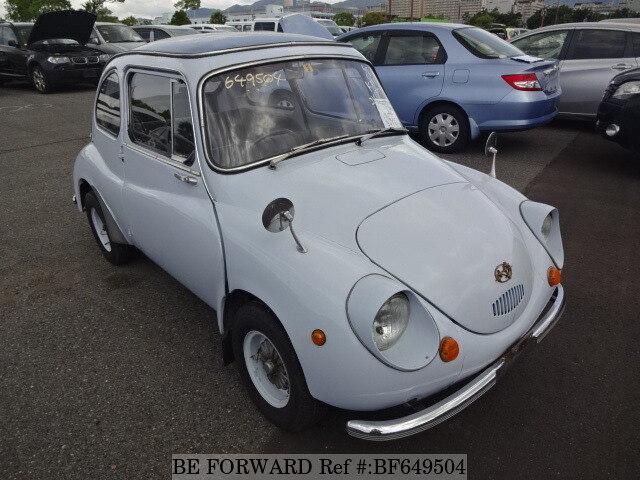 Used 1967 SUBARU SUBARU 360 K111 for Sale BF BE