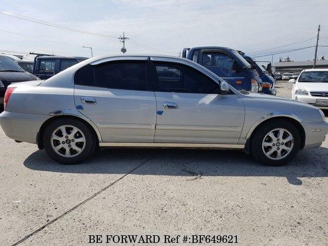 Used 2006 Hyundai Avante Elantra Gold For Sale Bf649621