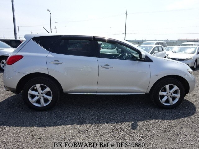 2009 nissan murano 250xl four cba tnz51 d 39 occasion bf649880 be forward. Black Bedroom Furniture Sets. Home Design Ideas