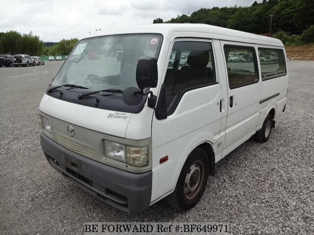 Used 2009 MAZDA BONGO BRAWNY VAN/ABF-SKE6V for Sale ...
