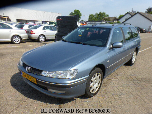 Used 2001 PEUGEOT 406 for Sale BF650303 - BE FORWARD