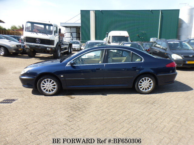 Used 2002 PEUGEOT 607 for Sale BF650306 - BE FORWARD