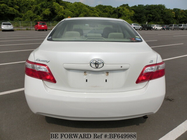 used 2008 toyota camry g four limited edition dba acv45. Black Bedroom Furniture Sets. Home Design Ideas