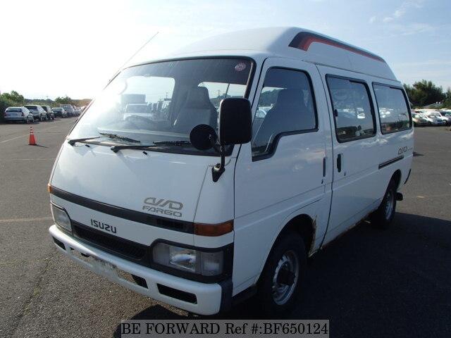 dda986a2bcb7a6 Used 1993 ISUZU FARGO BUS HIGH ROOF U-WFS62FBH for Sale BF650124 ...