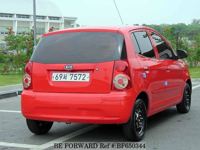 used 2009 kia morning picanto for sale bf650344 be forward. Black Bedroom Furniture Sets. Home Design Ideas