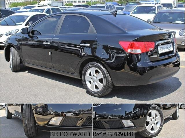 Used 2010 Kia Forte Si For Sale Bf650346 Be Forward