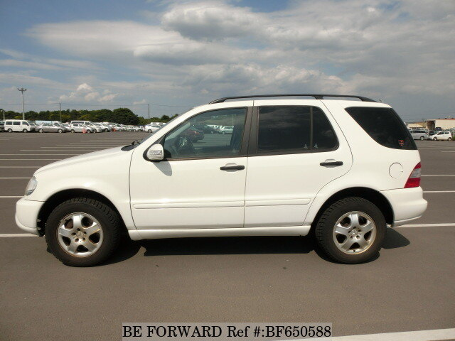 Used 2003 mercedes benz m class ml350 gh 163157 for sale for Mercedes benz ml350 radio code