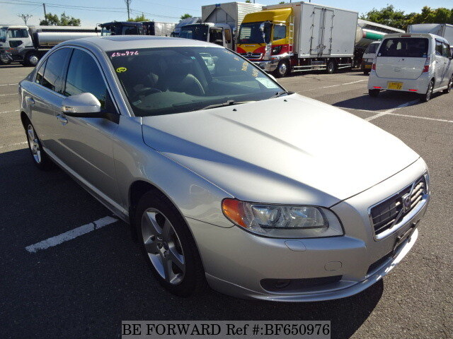 used 2007 volvo s80 3 2 cba ab6324 for sale bf650976 be forward. Black Bedroom Furniture Sets. Home Design Ideas