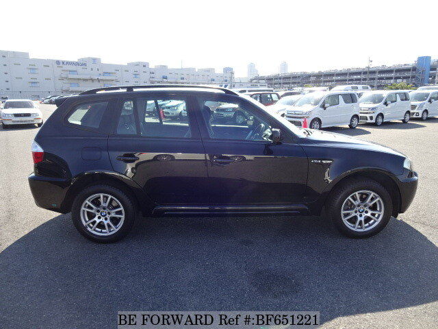 2006 bmw x3 2 5i gh pa25 d 39 occasion en promotion bf651221 be forward. Black Bedroom Furniture Sets. Home Design Ideas