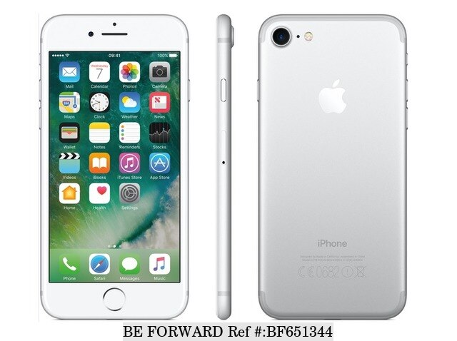 new 2017 apple iphone7plus 32gb silver 32gb mncf2j a for sale
