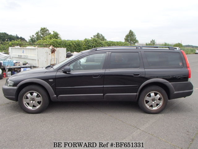 used 2004 volvo xc70 2 5t awd la sb5254awl for sale. Black Bedroom Furniture Sets. Home Design Ideas