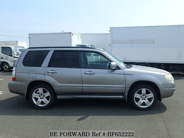 Used 2006 Subaru Forester 2 0xs Cba Sg5 For Sale Bf652222 Be Forward