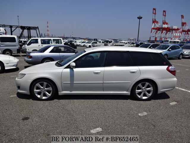 used 2006 subaru legacy touring wagon 2 0 gt cba bp5 for sale bf652465 be forward. Black Bedroom Furniture Sets. Home Design Ideas