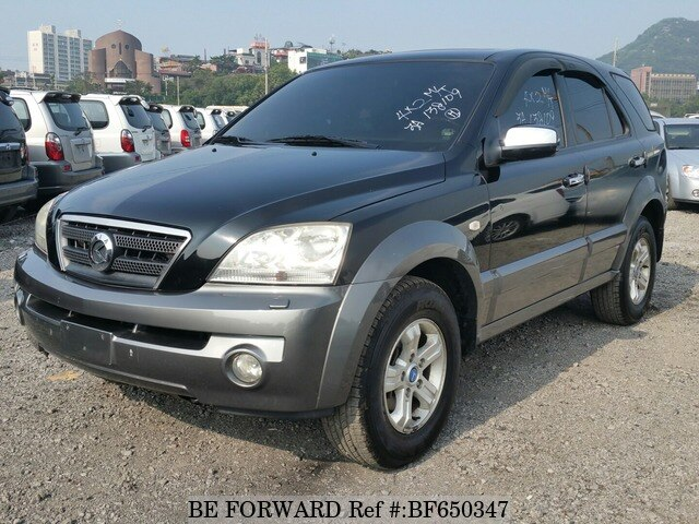 used 2003 kia sorento tlx for sale bf650347 be forward. Black Bedroom Furniture Sets. Home Design Ideas
