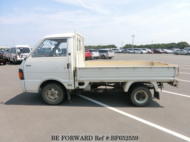 Used 1992 MAZDA BONGO TRUCK 1.5DX/T-SE58T for Sale ...