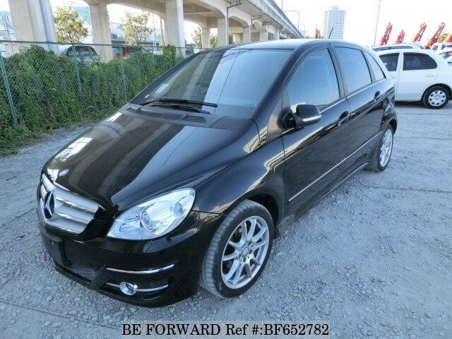 Used 2011 MERCEDES-BENZ B-CLASS BF652782 for Sale