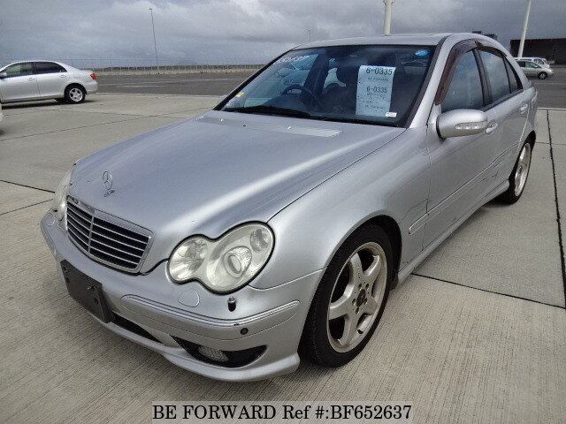 Used 2003 MERCEDESBENZ CCLASS C240 AMG STYLING PACKAGEGH203061
