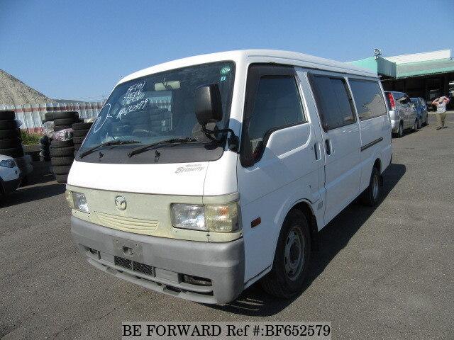 Used 2007 MAZDA BONGO BRAWNY VAN/TC-SKE6V for Sale ...