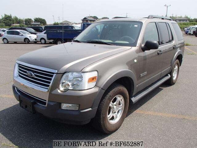 2006 Ford Explorer Xlt >> Used 2006 Ford Explorer Xlt Gh 1fmeu74 For Sale Bf652887