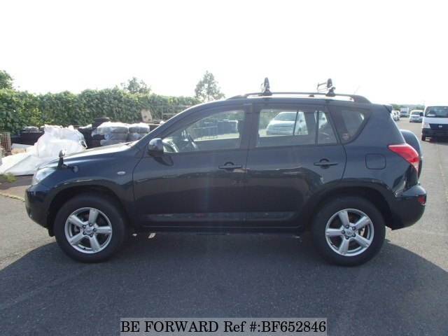 used 2007 toyota rav4 x dba aca36w for sale bf652846 be. Black Bedroom Furniture Sets. Home Design Ideas