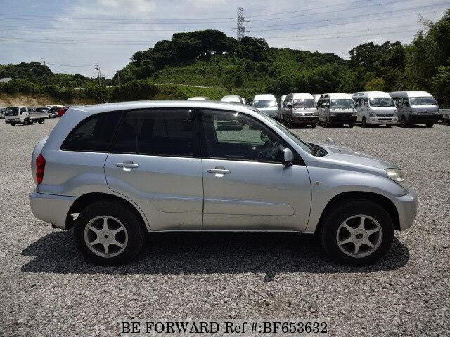 Toyota Rav4 Aca21 >> Used 2005 TOYOTA RAV4 L/CBA-ACA21W for Sale BF653632 - BE FORWARD