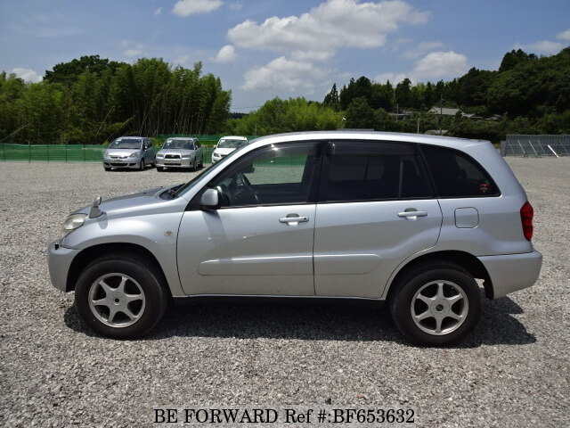 used 2005 toyota rav4 l cba aca21w for sale bf653632 be forward. Black Bedroom Furniture Sets. Home Design Ideas