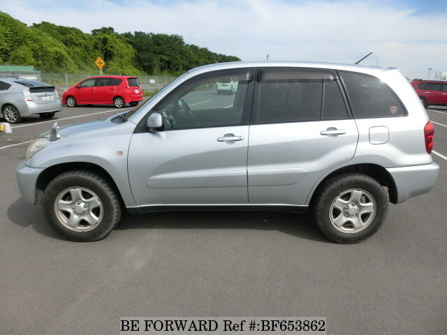 used 2005 toyota rav4 x cba zca26w for sale bf653862 be forward. Black Bedroom Furniture Sets. Home Design Ideas