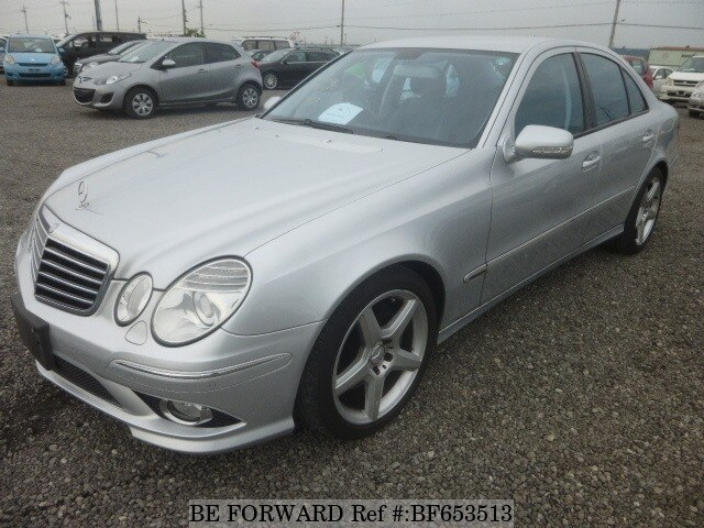 Used 2007 MERCEDES-BENZ E-CLASS BF653513 for Sale