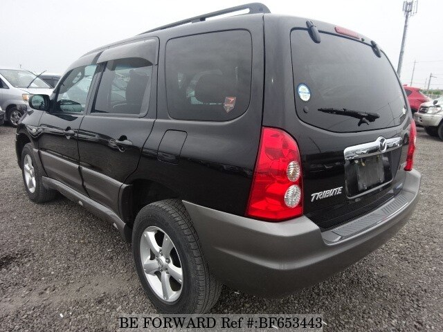used 2004 mazda tribute fb x ta ep3w for sale bf653443. Black Bedroom Furniture Sets. Home Design Ideas