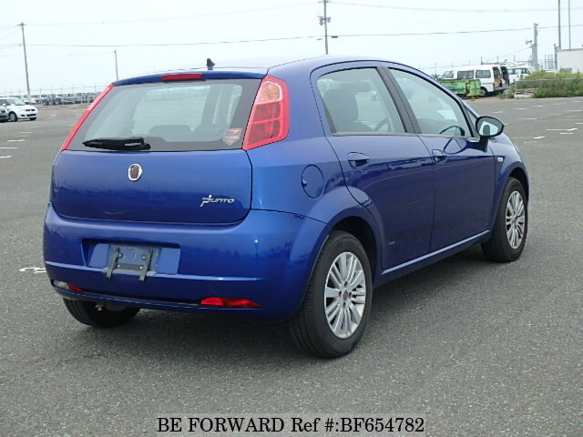 Used 2008 fiat grande puntoaba 199142 for sale bf654782 be forward used 2008 fiat grande punto bf654782 for sale image sciox Gallery