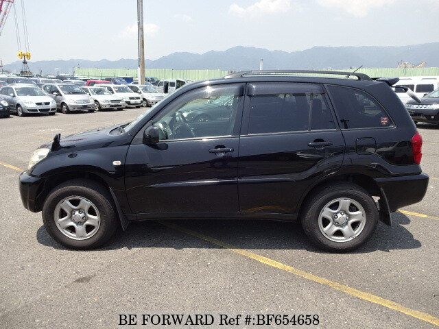 used 2005 toyota rav4 x limited cba aca21w for sale bf654658 be forward. Black Bedroom Furniture Sets. Home Design Ideas