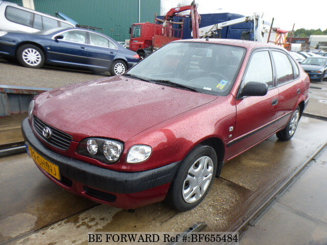 Used Toyota Corolla For Sale >> Used 2000 Toyota Corolla For Sale Bf655484 Be Forward